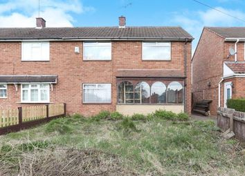 Thumbnail 3 bedroom semi-detached house for sale in Hipswell Highway, Coventry, West Midlands