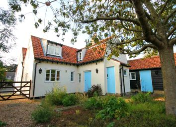 Thumbnail 4 bed cottage for sale in Commercial End, Swaffham Bulbeck