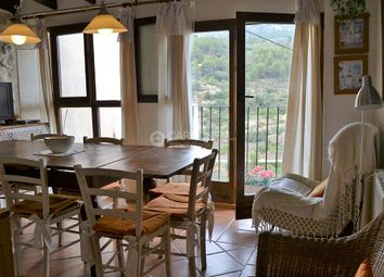 Thumbnail 6 bed town house for sale in Alcoleja, Costa Blanca North, Costa Blanca, Valencia, Spain