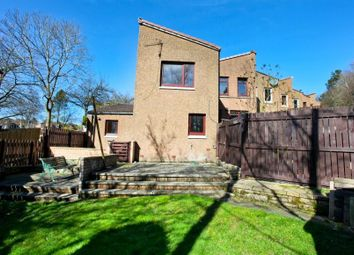 Thumbnail 4 bedroom end terrace house for sale in William Path, Glenrothes