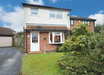Thumbnail 3 bed semi-detached house for sale in Baywell Close, Shirley, Solihull
