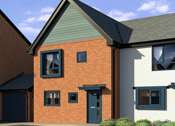 "Thumbnail 3 bed property for sale in ""The Ashby At The Hawthornes @ Amy Johnson"" at Hawthorn Avenue, Hull"
