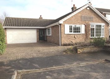 Thumbnail 2 bed bungalow to rent in Dower Chase, Escrick, York