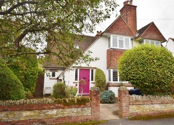 Thumbnail 3 bed semi-detached house for sale in Osborn Road, Farnham