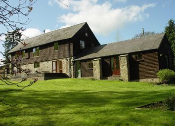 Thumbnail 4 bed property for sale in Castle Caereinion, Welshpool