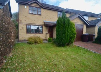 Thumbnail 4 bed detached house for sale in East Street, Padiham, Burnley