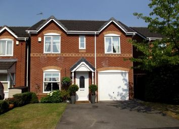 Thumbnail 4 bed detached house for sale in Latham Avenue, Newton-Le-Willows, Merseyside