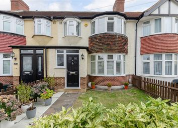 Thumbnail 3 bed terraced house for sale in Kew Crescent, Cheam, Surrey