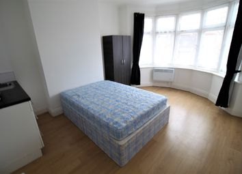 Thumbnail 1 bedroom studio to rent in Thurlby Road, Wembley