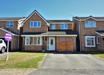 Thumbnail 4 bed detached house for sale in Leven Avenue, Winsford