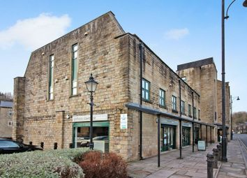 Thumbnail 2 bed flat for sale in Buckley Mill, High Street, Uppermill