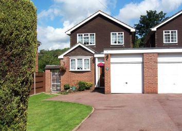 Thumbnail 4 bed link-detached house for sale in Norheads Lane, Biggin Hill, Westerham
