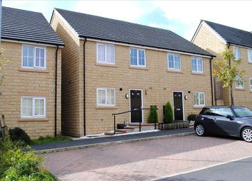 Thumbnail 3 bed semi-detached house for sale in Kirkgate, Burnley