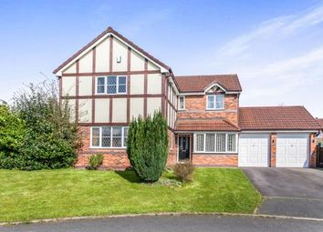 Thumbnail 5 bed detached house for sale in Redwood, Westhoughton, Bolton, Greater Manchester