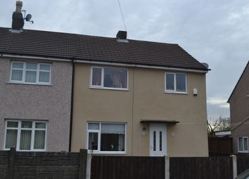 Thumbnail 3 bed semi-detached house for sale in Downway Lane, St. Helens
