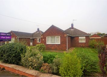 Thumbnail 2 bed detached bungalow for sale in Baildon Crescent, North Hykeham