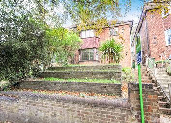 Thumbnail 4 bed semi-detached house for sale in Well Hall Road, London
