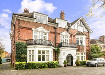 Thumbnail 1 bed flat to rent in Wimbledon Parkside, Wimbledon Common