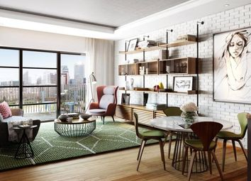 Thumbnail 1 bed flat for sale in Bridgewater, London City Island, Docklands