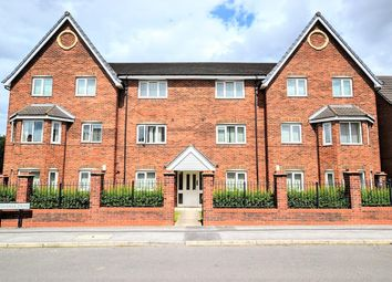 Thumbnail 2 bed flat for sale in Kingfisher Drive, Wombwell, Barnsley