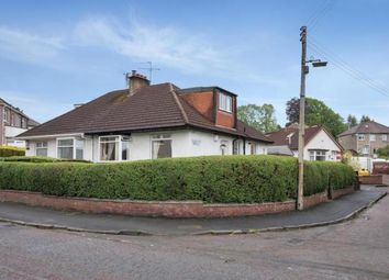Thumbnail 3 bed bungalow for sale in Bannercross Gardens, Garrowhill, Glasgow, Lanarkshire