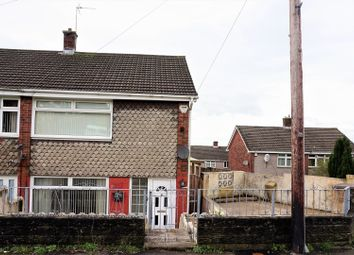 Thumbnail 2 bed end terrace house for sale in Heol Awstin, Ravenhill