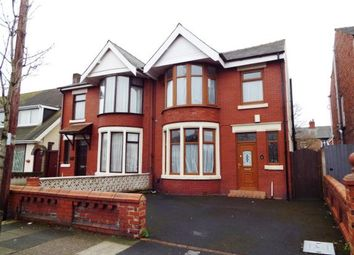 Thumbnail 3 bed semi-detached house for sale in Mere Road, Blackpool, Lancashire