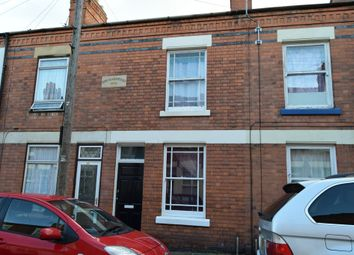 Thumbnail 3 bedroom terraced house for sale in Bosworth Street, Leicester