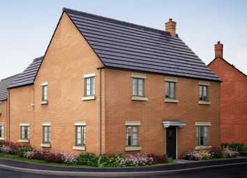 "Thumbnail 4 bed detached house for sale in ""The Glinton"" at Former Sawmills, Northampton Road, Brackley"
