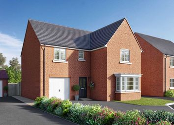 "Thumbnail 4 bed detached house for sale in ""The Grainger"" at Barford Road, Blunham, Bedford"