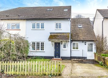 Thumbnail 4 bed semi-detached house for sale in Middleton Road, Downside, Cobham