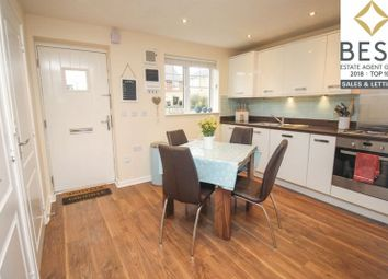 Thumbnail 3 bed terraced house for sale in Klondyke Walk, Blaydon-On-Tyne