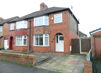 Thumbnail 3 bed semi-detached house for sale in Belford Avenue, Denton Manchester