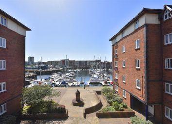 Thumbnail 3 bedroom flat to rent in Mannheim Quay, Maritime Quarter, Swansea