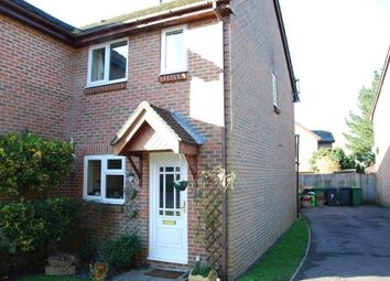 Thumbnail 2 bed end terrace house to rent in Woodrow, Denmead, Waterlooville