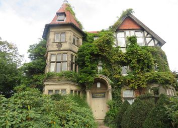 Thumbnail 2 bed flat to rent in Hawthornden Manor, Uttoxeter