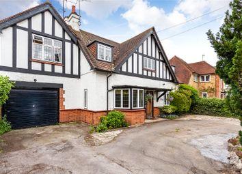 Thumbnail 4 bed detached house for sale in Heathfield Road, Bushey