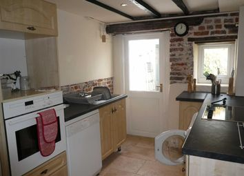 Thumbnail 2 bed cottage to rent in Hereford Road, Monmouth, Monmouthshire