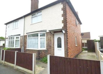 Thumbnail 2 bed semi-detached house for sale in Turner Road, Long Eaton, Nottingham