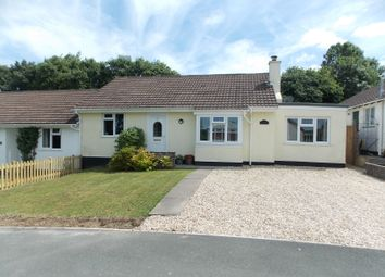 Thumbnail 3 bed semi-detached bungalow for sale in Prouts Way, Tregadillett, Launceston