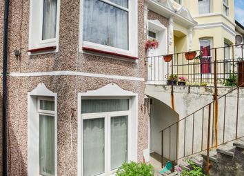 Thumbnail 2 bed flat for sale in St. Vincent Street, Plymouth