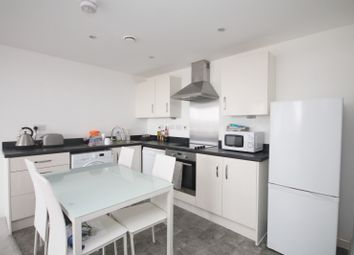 Thumbnail 2 bed flat to rent in The Cloisters, Great Western Street, Aylesbury
