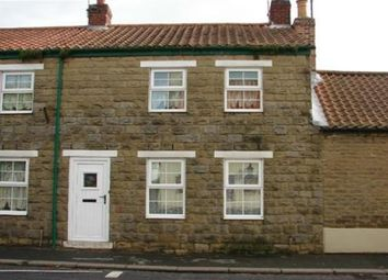 Thumbnail 2 bedroom terraced house to rent in East Ayton, Scarborough