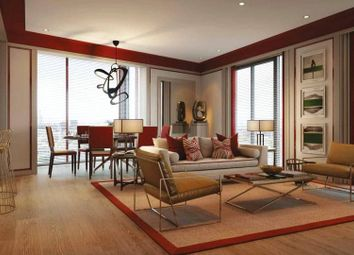Thumbnail 2 bed flat for sale in Legacy Building, Embassy Gardens, London