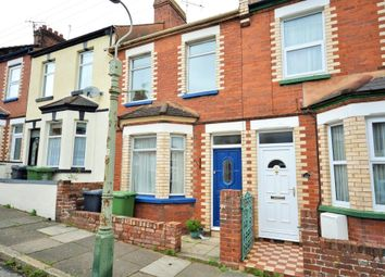 Thumbnail 3 bed terraced house to rent in Holland Road, Exeter, Devon