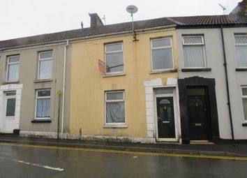 Thumbnail 3 bed terraced house for sale in Tunnel Road, Llanelli
