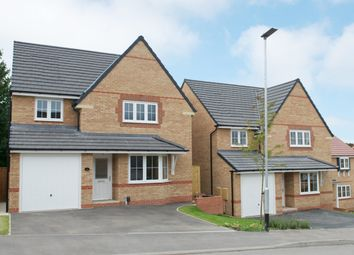 "Thumbnail 3 bed detached house for sale in ""Alston"" at Birmingham Road, Bromsgrove"