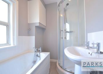 Thumbnail 2 bed flat to rent in Brooker Street, Hove