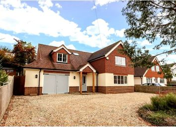 Thumbnail 4 bed detached house to rent in Shiplake Bottom, Peppard Common, Henley-On-Thames