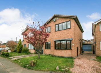 Thumbnail 3 bed detached house for sale in Coniston Road, Dronfield Woodhouse, Derbyshire